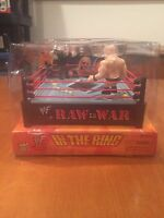 Wwf Raw Is War In The Ring Stone Cold Vs Undertaker Video Game Mga Sports