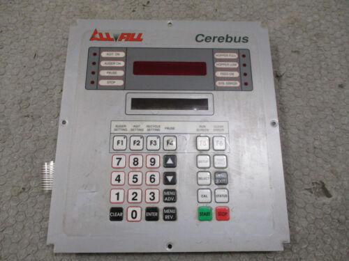 All Fill Cerebus Keypad Display Cerebus Microcomputer Display operator *Tested*