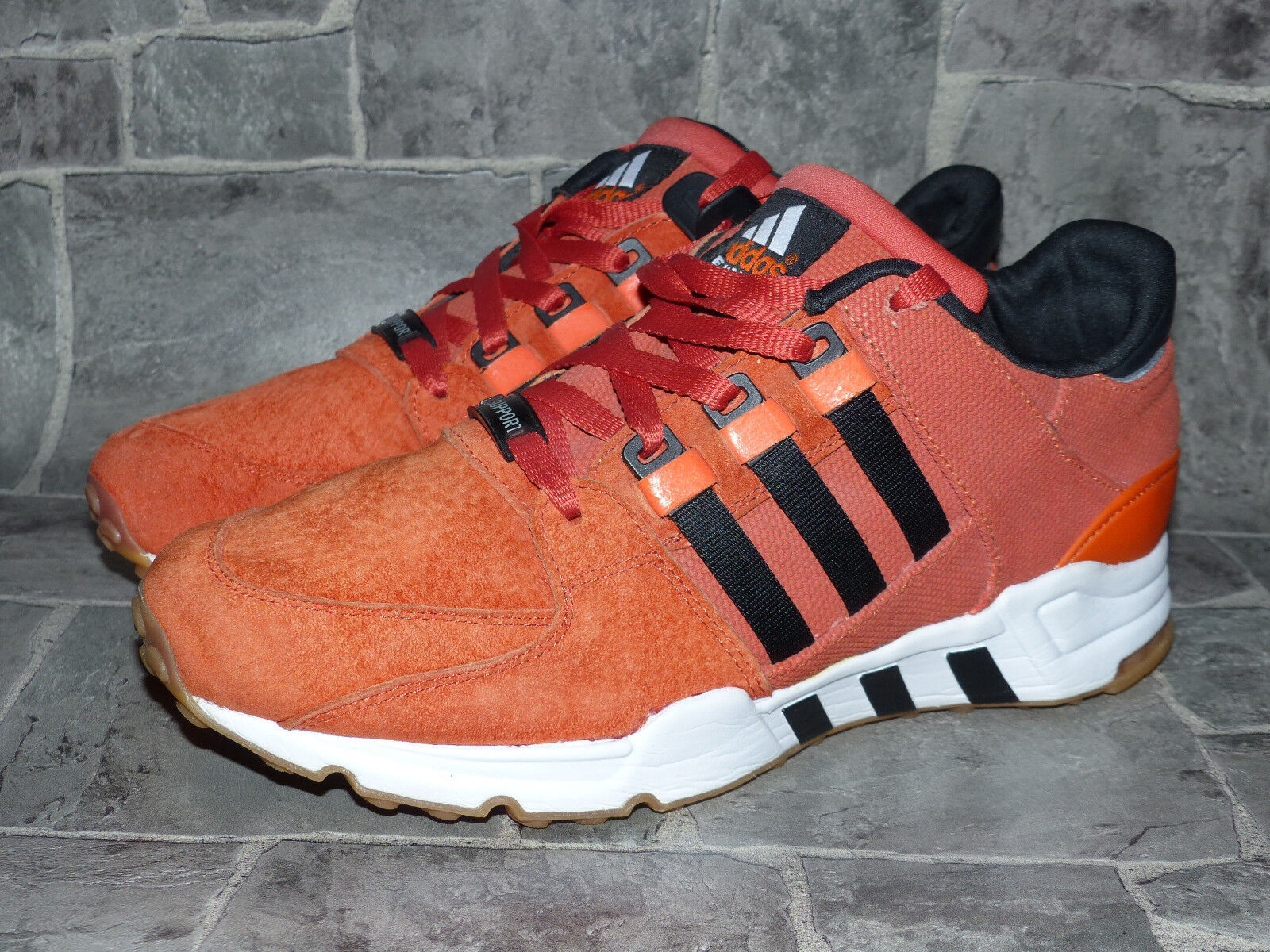 Adidas EQUIPIMENT Running Guidance Torsion Orange Price reduction
