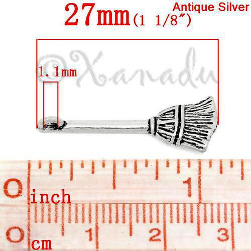 Harry Potter Hogwarts Antik Stil Silber Charms 10PC Mix Cm2019-10 20 Or 50pcs