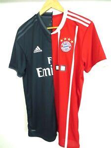 Bayern Munich Adidas Paris Saint Germain 50/50 Soccer Jersey ...