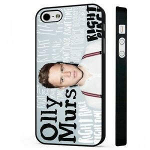 olly-murs-album-cover-BLACK-PHONE-CASE-COVER-fits-iPHONE