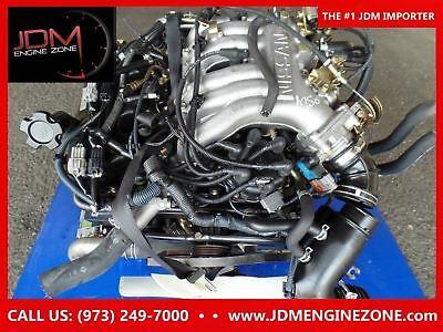 2000 to 2004 NISSAN XTERRA 3 3L V6 VG33E JDM ENGINE *LOW 56K MILES* VG33 |  eBay