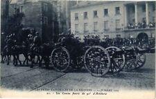 CPA  Les Fétes Nationales de la Victoire -14Juillet 1919 -Les Canons ...(222534)