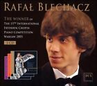 Rafal Blechacz: The Winner of the 15th International Fryderyk Chopin Piano Competition [Box Set] (CD, Jan-2006, 3 Discs, Dux Records)