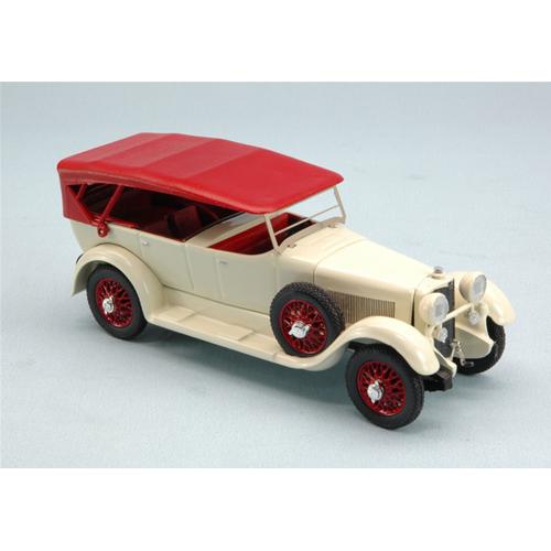 MERCEDES 11-40 1924 bianca  1:43 Rio Auto d'Epoca Die Cast Modellino