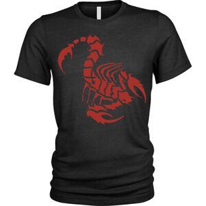 Scorpione-T-Shirt-Unisex-da-Uomo