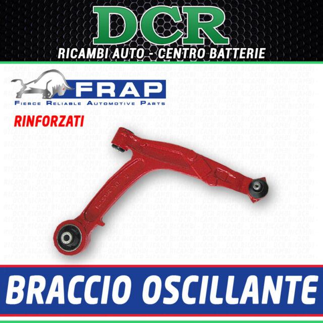 Braccio Oscillante Rinforzato Anteriore Dx FRAP FIAT STILO (192_) 1.9 JTD 115CV