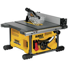 DEWALT FlexVolt 60V Li-Ion 8-1/4 in. Table Saw (Tool Only) DCS7485B new