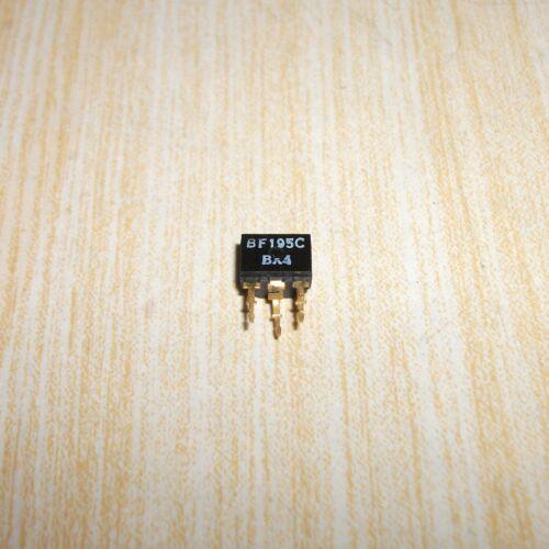 Transistor de pines de oro BF195C Sin Marca