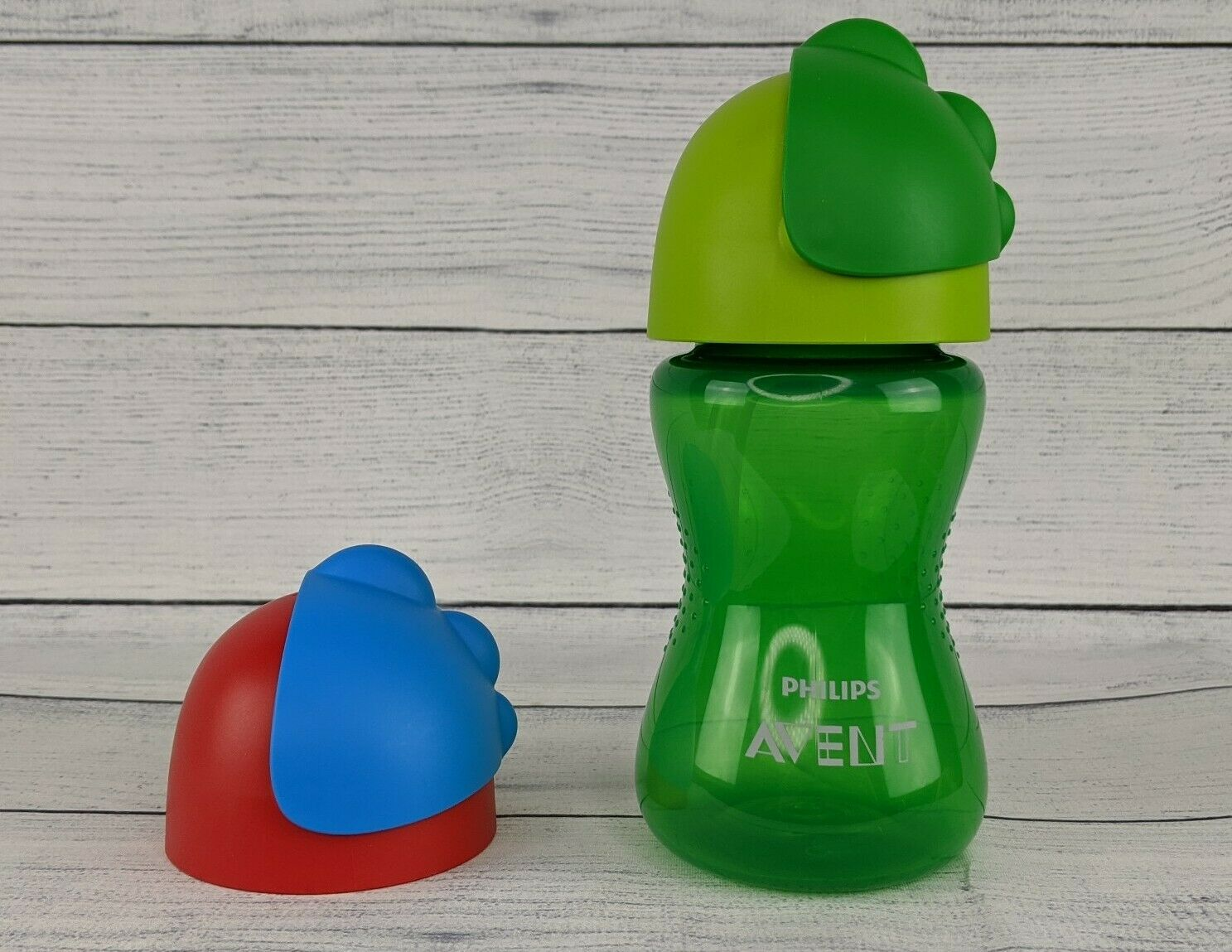4 Pack Phillips Avent My Bendy Straw Drinking Cup 7 oz Assorted Colors