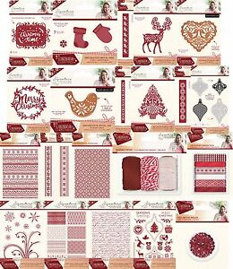 Scandinavian Christmas.Details About Sara Davies Signature Collection Scandinavian Christmas Dies Stamps Or Folders