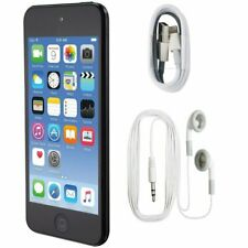 32GB Apple iPod touch 6th Generation Space Gray Tested Weak Battery 2N