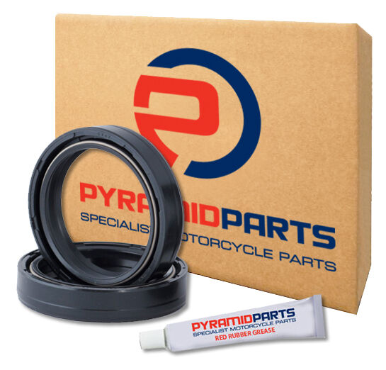 Fork Oil Seals for Yamaha YBR 125 SPD Custom 08-14