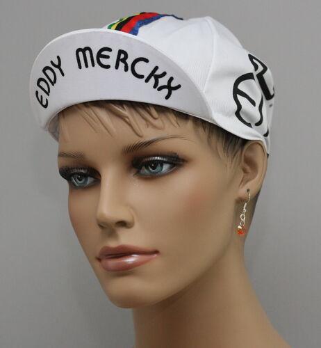 Retro Kappe Eddy Merckx