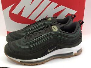 56be6a9b2139 Nike Womens Air Max 97 UT Size 10 Sequoia Neutral Olive AJ2248-300 ...
