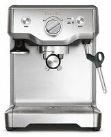 Coffee Machine Breville Espresso Barista Cafe Maker Cappuccino Steel Bes810