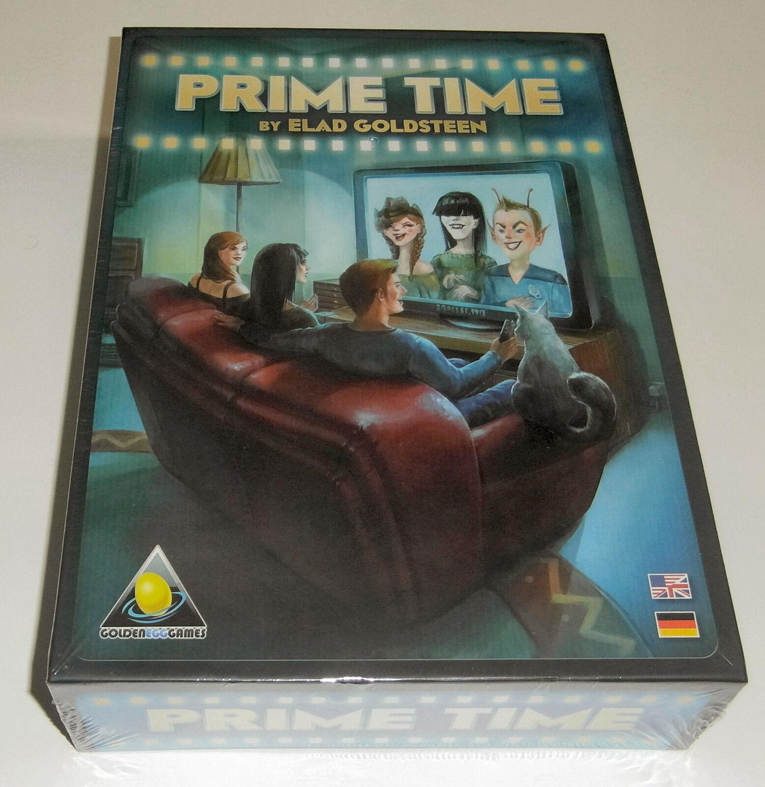Prime Time - golden Egg Games - 2015