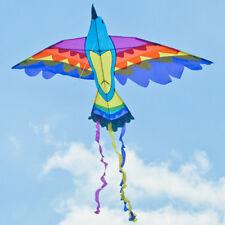 BIRD Aquilone. Rainbow Bird Aquilone. singola linea facile da pilotare. Aquilone per bambini