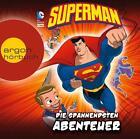 Superman - Die spannendsten Abenteuer von Martin Powell, Eric Stevens und Chris Everheart (2014)