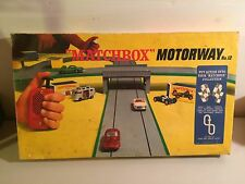 1967 MATCHBOX MOTORWAY wBOX Turn Your Lesney Cars Into Slot Cars RARE!