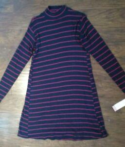 4c712b9ea0a9a liz lange maternity tunic dress target navy pink stripe new nwt ...