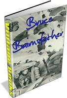 Bruce Bairnsfather British Humourist & Cartoonist 9 Books on DVD Old Bill