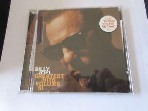 Billy Joel , Greatest Hits , Volume lll , CD