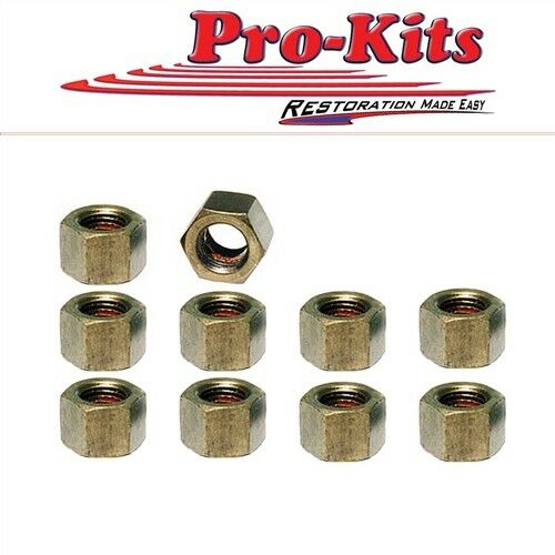 Fits 64-67 Dodge Plymouth 8-3//4 Differential Carrier//Stump//Third Member Nuts
