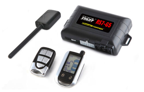 Crimestopper RS7-G5 Remote Start System Fortin KEY-OVERRIDE-ALL Bypass Module