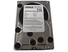 "WL 2-Terabyte 2TB 32MB Cache 7200RPM SATA2 3.5"" Hard Drive DVR/PC-FREE SHIPPING"