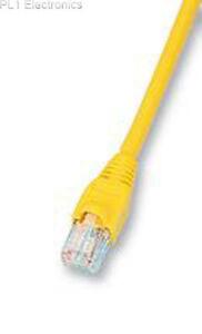 VIDEK-2961-3Y-Patchkabel-CAT5E-UTP-Gelb-3M