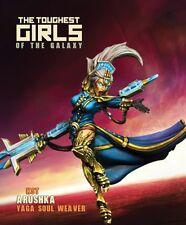 Raging Heroes Arushka Yaga Soul Weaver KST