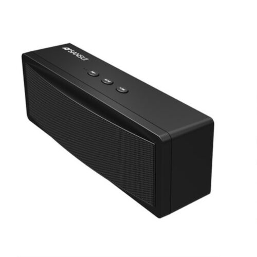 Sansui super Bass Portable MINI  Wireless Bluetooth Speaker Mobile FM Stereo USM