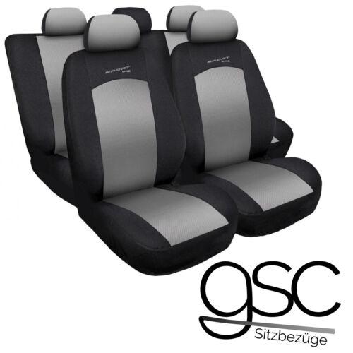 Opel Vectra Universal Silver Sitzbezüge Sitzbezug Auto Schonbezüge Schonbezug