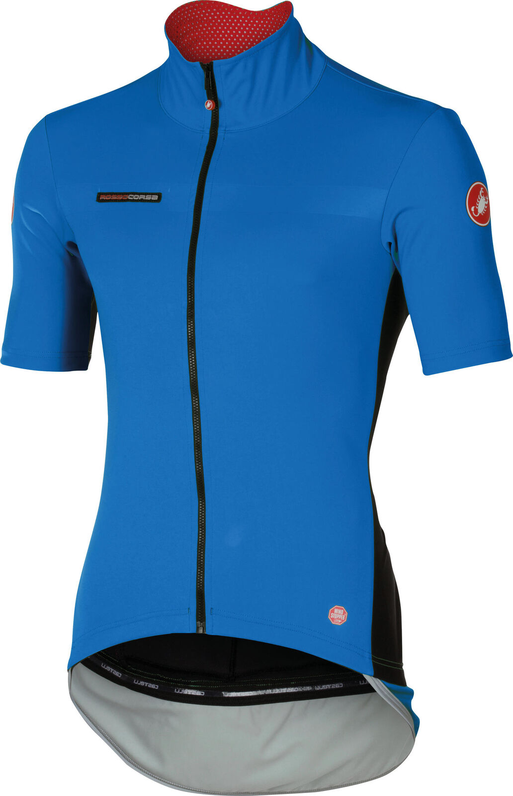 New Castelli Perfetto Light Short Sleeve Windstopper Cycling Jersey XXL RRP