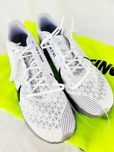 Nike-Zoom-Rival-Waffle-2019-XC-Cross-Country-Shoes-White-AJ0852-100-Size-10-5