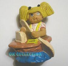 CAMILLA CAMILLINA SEBINO 1984 in barca noce - personaggio pvc circa 7 cm (04)