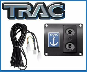 Trac anchor winch 2nd switch kit suits all trac electric boat image is loading trac anchor winch 034 2nd switch kit 034 sciox Choice Image