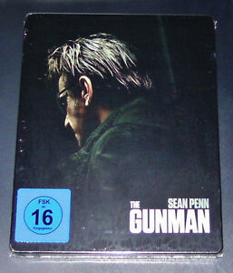 The-Gunman-steelbook-Limitee-Edition-blu-ray-Expedition-Rapide-Neuf-amp-Ovp