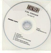 (DC903) King Dinosaur, The Night EP - DJ CD