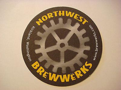 """Sammeln & Seltenes Schlussverkauf Bier Untersetzer ~ ~ Northwest Brewwerks """" Kein One's Aussehenden Steal Me !"""" Eine VollstäNdige Palette Von Spezifikationen Bier & Bierdeckel"""