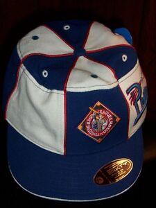 Authentic-3Sixty-Revolution-Baseball-cap-Blue-White-Size-7-3-8-New
