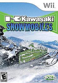 1 of 1 - Kawasaki Snowmobiles - Nintendo Wii