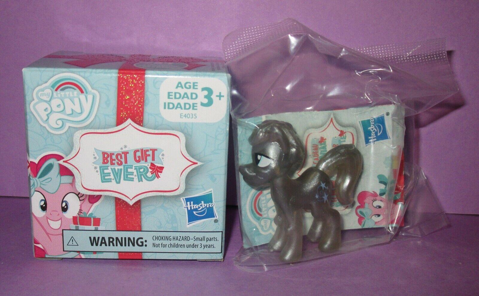 My Little Pony G4 Best Gift Ever Star Swirl the Bearded Rare Blind Bag Figure