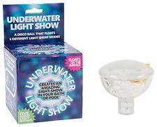 Funtime LF6750 Underwater Light Show Ultra Bright LED Disco Ball plastic