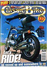 CB Sep 97 CB750 Ducati 350 Desmo 450 Norton 50 Vincent Black Shadow Heron Suzuki