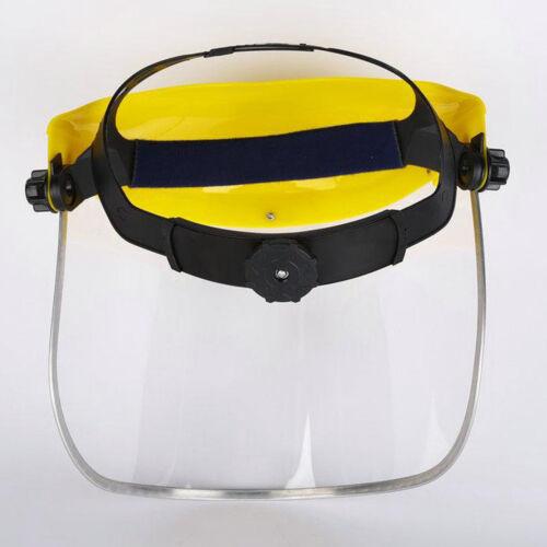 Safety Face Shield Garden Cutting Anti-Splash Face Protective Cover Headgear
