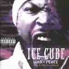 War & Peace, Vol. 2: The Peace Disc [PA] by Ice Cube (CD, Mar-2000, Priority)