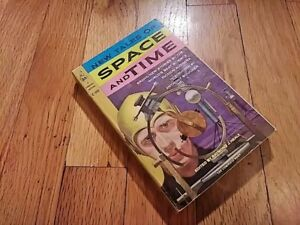 New-Tales-of-Space-and-Time-Healy-Cardinal-Edition-1st-Printing-1958-Softback